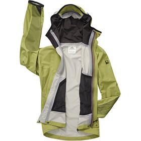 Klättermusen W's Allgreen Jacket Herb Green